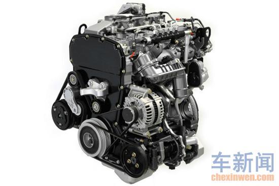 新福特全顺将国产 搭全新柴油发动机