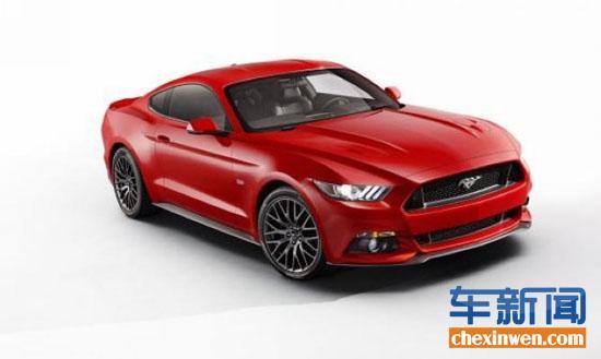 福特全新一代野马车型-福特计划将于明年推出23款新车高清图片